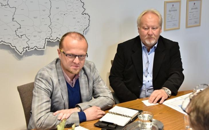 Pracovní místa na dráze musí být zachována, zní z kraje po jednání s Českými drahami