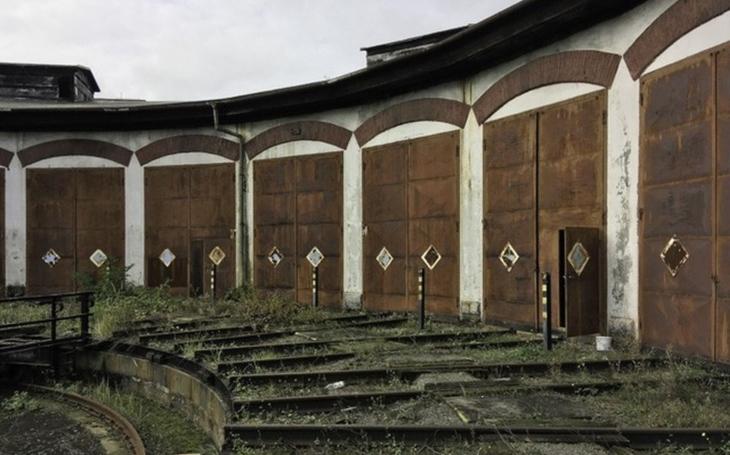 Železniční muzeum v Chocni? Kraj podporuje myšlenku na oživení bývalé výtopny