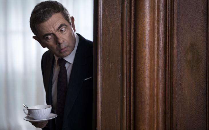 Nejblbější agent Jejího Veličenstva se vrací. Johnny English rozesmál kinosál přesně jedenáctkrát. Premiéry Pavla Přeučila