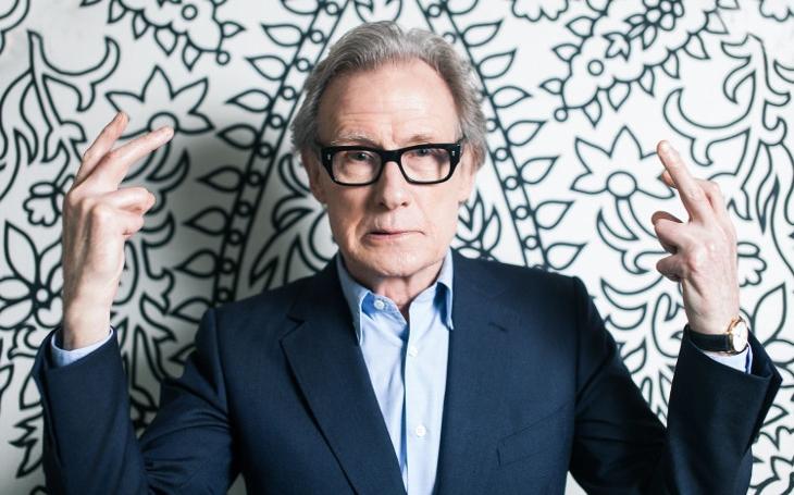Vánoční výzdobu v Centru Chodov rozsvítí Bill Nighy, britská hvězda filmu Láska nebeská