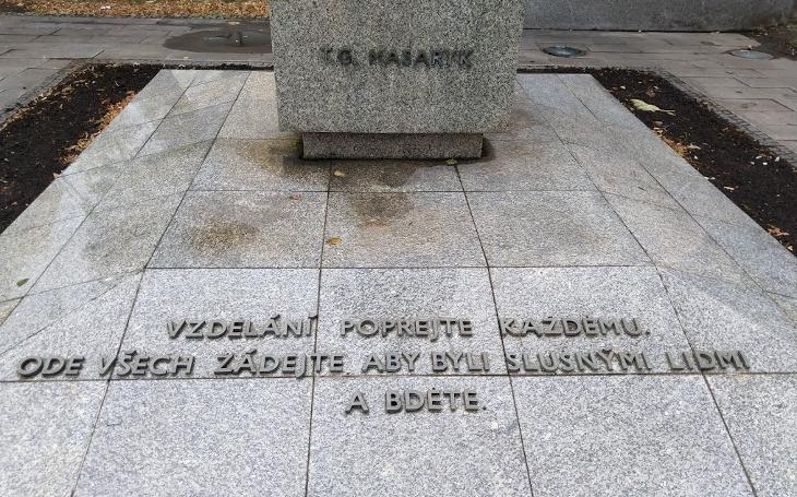 Cesta do rodného města prvního československého prezidenta TGM. Vítejte vHodoníně. Český poutník