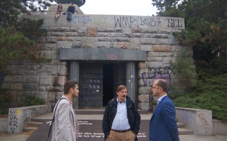 Místo Stalinova pomníku muzeum totality, navrhuje hejtman Netolický