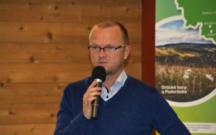 Rozhledna na Králický Sněžník patří, říká hejtman Netolický k česko-polskému projektu