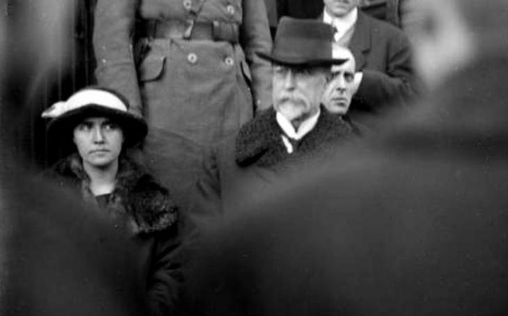 Masarykova miláčka pronásledoval podobný osud jako jeho ženu. Smrt, smrt a zase smrt. Tajnosti slavných