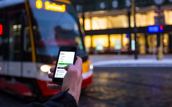 Nová mobilní aplikace PID Lítačka. Pohodlné cestování na dosah ruky