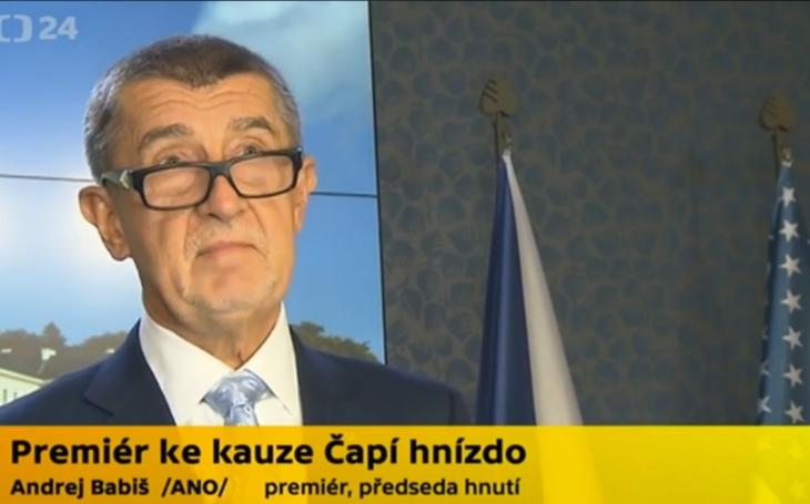 Zradí nás Česká televize i tentokrát? Šíří tu samou lež i třikrát za hodinu. Kauza Babiš totiž…