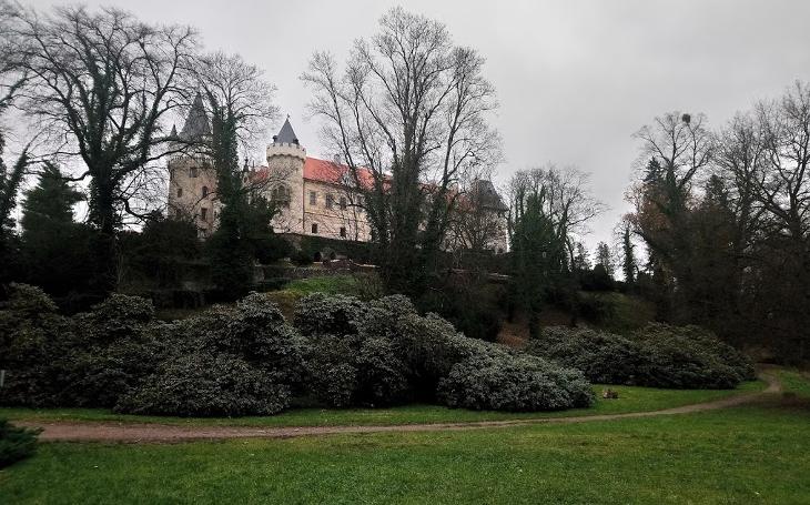 Advent na zámku Žleby. Aneb jak se slavily Vánoce vminulých stoletích. Český poutník