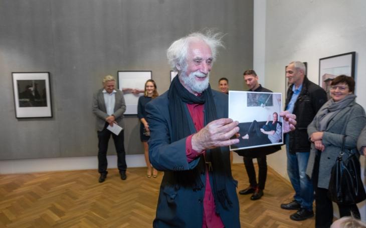 Nechci tě ztratit. To je nová výstava Jindřicha Štreita a jeho žáků. A název platí i o slavném fotografovi a samotném zlínském zámku