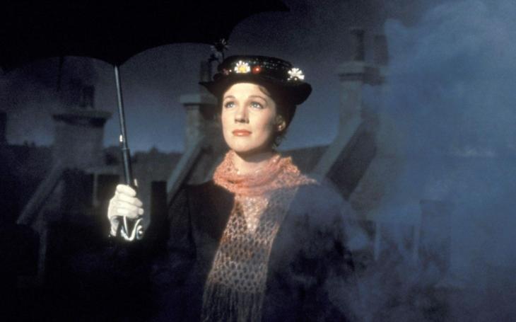 Bolestné tajemství Mary Poppins. Tajnosti slavných
