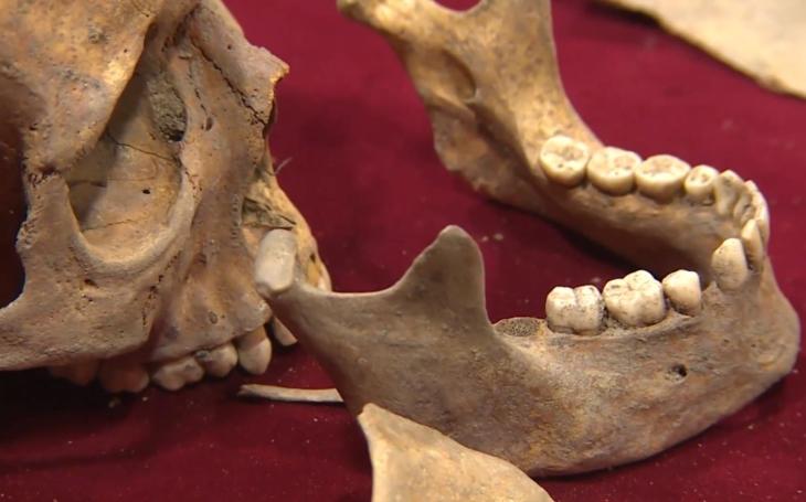 Zabila ji válka a muzeum jí chce dát i jméno a příběh… Podívejte, jak vypadala markytánka ze 17. století