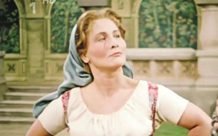 Romantická křehká kráska… A přitom dokázala vrazit takovou facku, že vzala dech samotnému králi. Tajnosti slavných