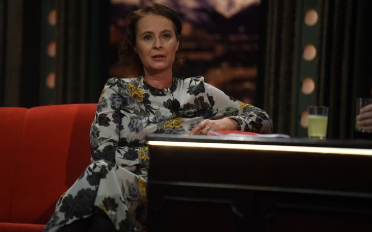 Dá se vyřešit spousta věcí, do vět vložíte podtext, co patří k rodinné hádce, popsala herecké manželství Lenka Vlasáková