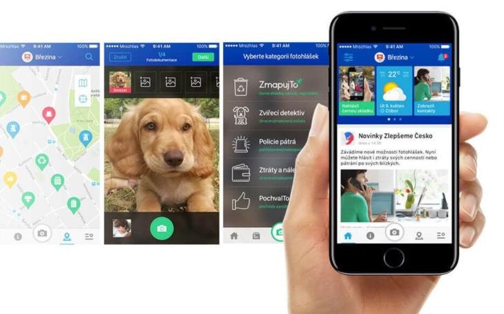 Díky Mobilnímu rozhlasu umíme najít ztraceného psa do třiceti minut, říká starostka Popůvek Miluše Červená