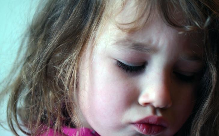 Čtyřletou dcerušku neviděla od počátku prosince, otec je s ní na útěku. PČR údajně pátrá, přitom přehlíží jasné stopy