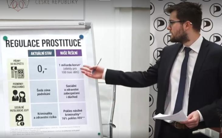 Prostitutky nemají na hypotéku, to abychom je zdanili. Tak tenhle vtip se nepovedl. Komentář Štěpána Chába