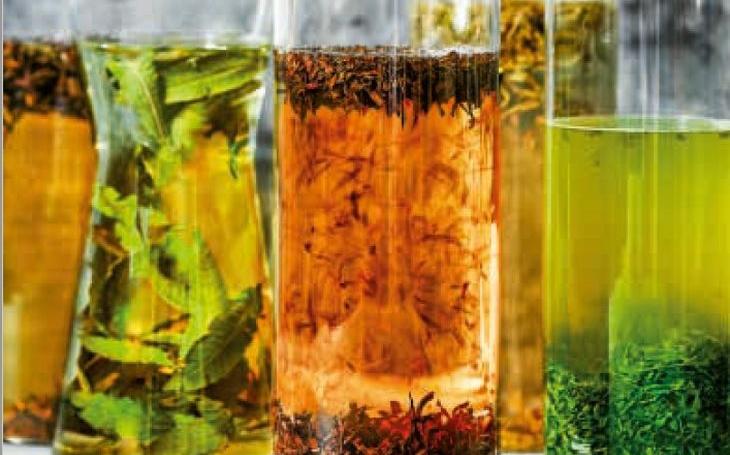 Zdraví, požitek, obřad… Horký čaj zdaleka není jenom doplňkem při léčbě rýmy. Jen vědět, jak na to