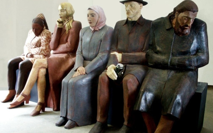 Klasici, renomovaní výtvarníci střední, ale i mladé generace jako Nikl, Balabán, Šerých... Krajská galerie nakoupila za tři miliony