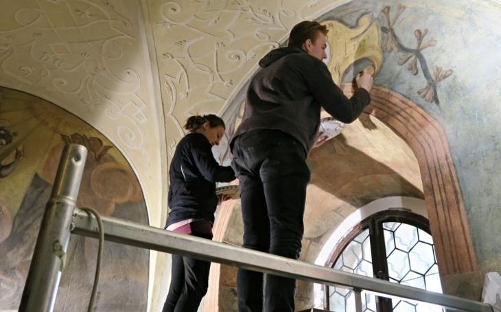 Očistcová kaple v Litomyšli bude po opravě dalším mimořádným místem v kraji