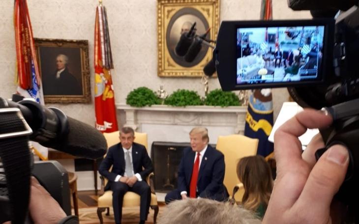 Washingtonské prokletí. Čeští premiéři přijeli do Bílého domu a zakrátko… padli. Má Babiš strach?