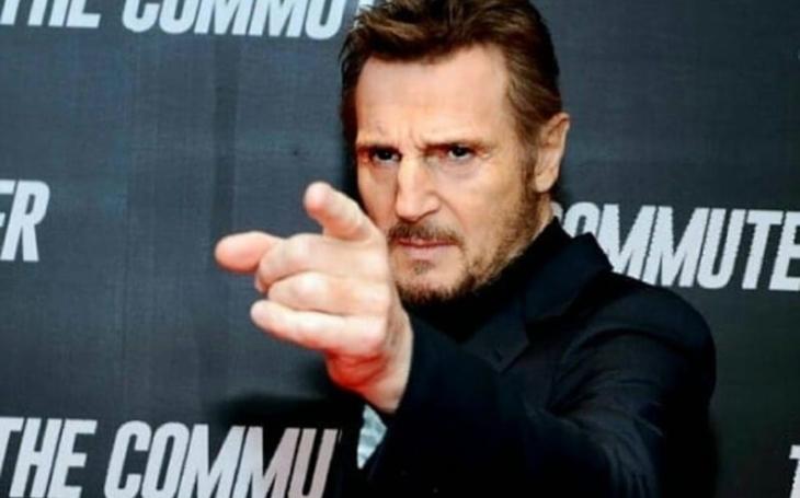 Jako by nestačilo #MeToo, teď zas pranýřují Liama Neesona. Ale… Sobota Pavla Přeučila