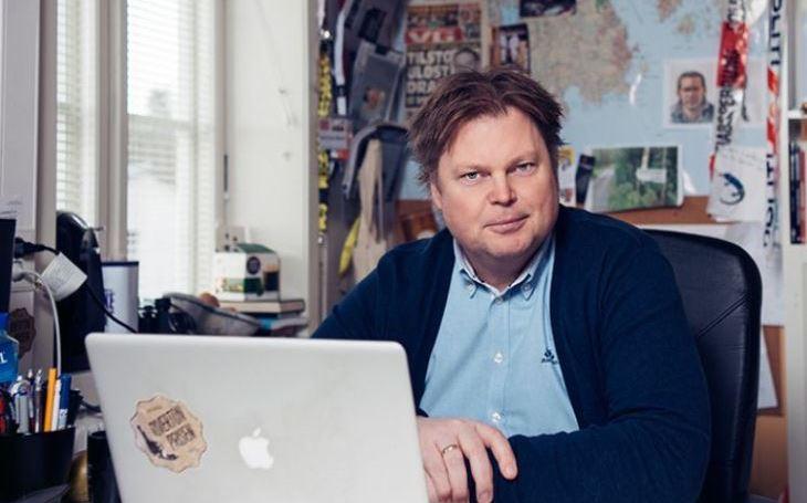 RECENZE Vynikající a vygradovaná detektivka. Jørn Lier Horst, Na dně