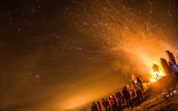 V sobotu večer se rozhoří signální ohně, Česko propojí Keltský telegraf. Připojí se i hvězdárna na Úpici