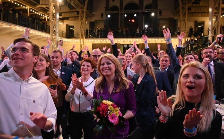 Slovenští voliči ukázali, že jsou mnohem moudřejší než politici. Pochopili, co je opravdu důležité a kdo za ně bojuje