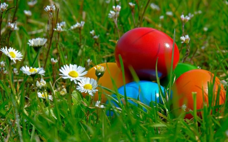 Velikonoce bez obvyklých bla bla. Jak číst značení na vejcích, kde vaří zelené pivo a proč si dát raději panáka vodky