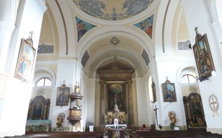 V památkové zóně v České Třebové je teď nejbolavějším místem kostel sv. Jakuba
