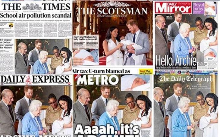Alespoň v tomto případě máme svobodnější média než Británie. Tam už se nesmí ani vtipkovat