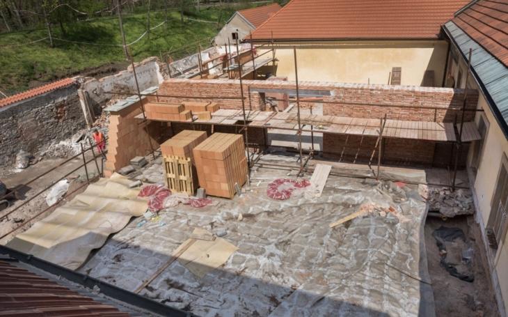 Obnova Zámku Pardubice ukáže jeho jedinečnost v českých i evropských souvislostech