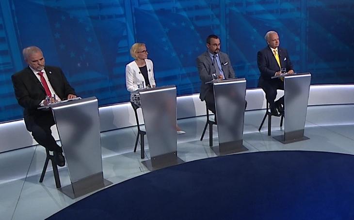Učesaná televizní euro-unijní propaganda. Řeší dokola stále to samé, to podstatné vynechává
