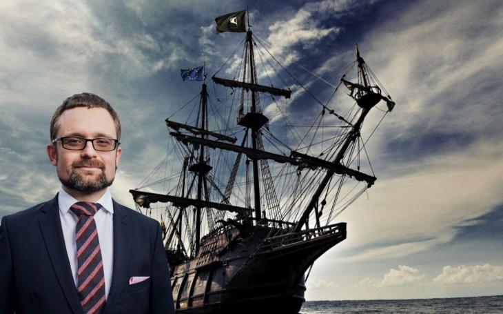 Euro. Příležitost, nebo past? S Pirátem na palubu EU