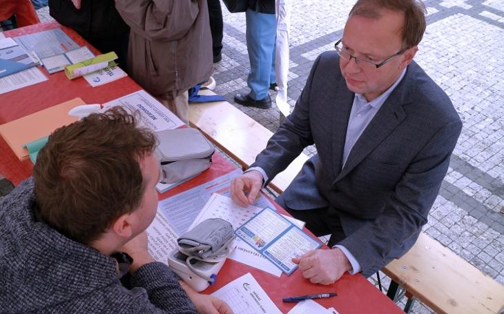 Praha 5: Na den zdraví nabídneme změření krevního tlaku, stanovení BMI indexu, stanovení množství skrytého tuku vtěle a mnoho dalšího
