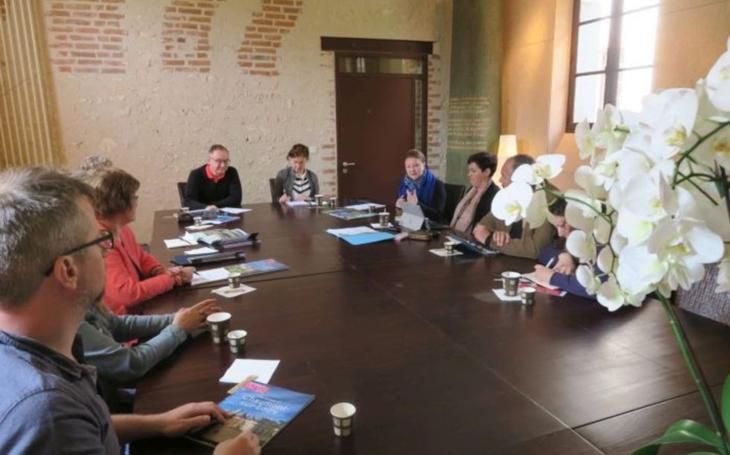 Umí pracovat s lidmi a přibližovat moderní umění všem… S francouzským regionem Centre spojuje Pardubický kraj nejen renesance