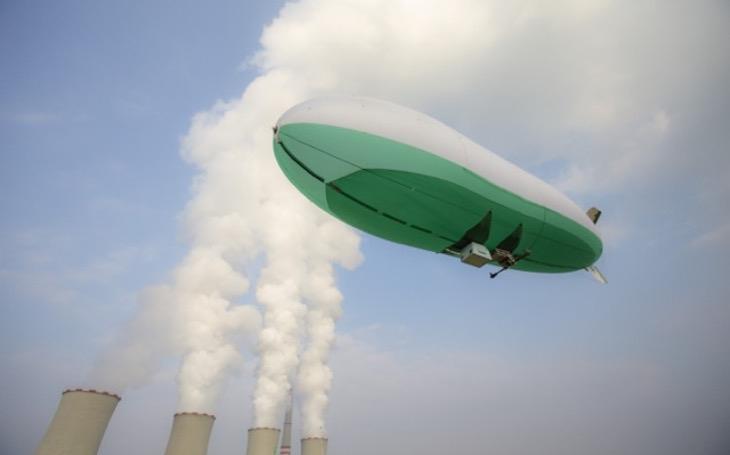 Elektrárna Chvaletice i při rekordní výrobě snižuje emise