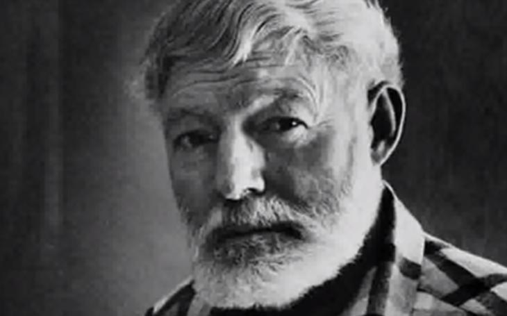Ernest Hemingway: Svědectví jednoho života v neuvěřitelně krásné knize