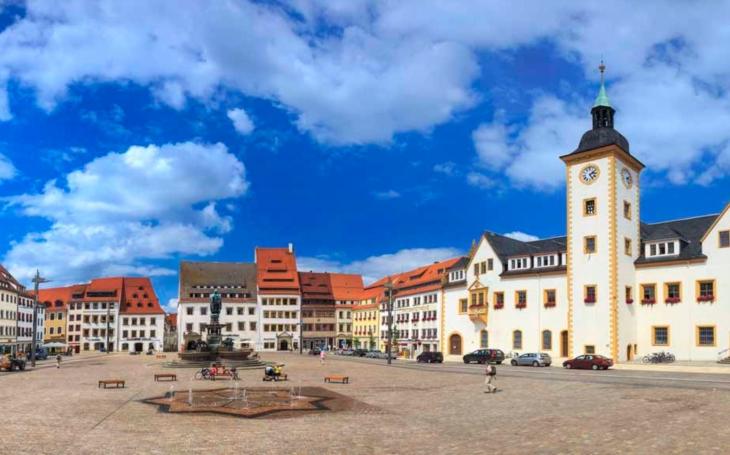 V Sasku turistický ráj, v Česku sutiny a vytlučená okna. To vystavujeme v rámci UNESCO hodně, ale hodně zašlou krásu