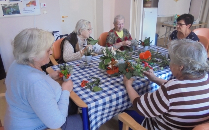 Praha 5: Odlehčovací pobytová služba pro rodiny pečující o seniora