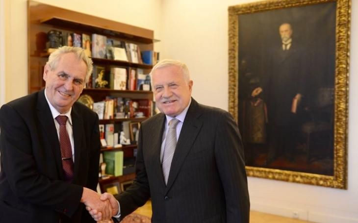 Prezident Zeman je kremlobot, já to tak prostě cítím, tvrdí expert. Komentář Štěpána Chába