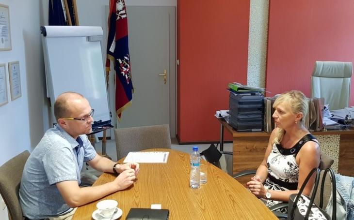 Hejtman Netolický: Nabízím starostům pomoc při jednání s Českou poštou. Služby občanům chceme udržet