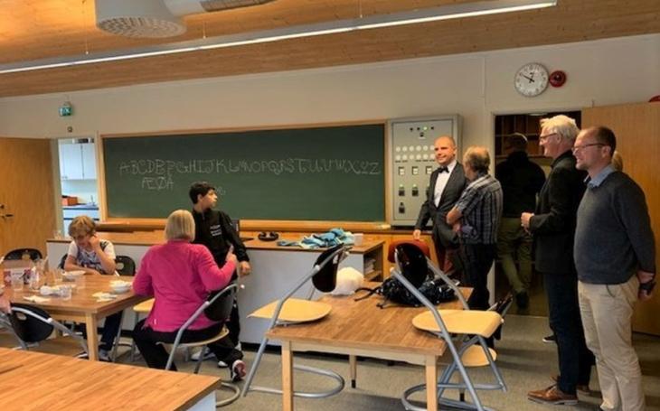 Bude i mezinárodní výměna učitelů odborných předmětů... Českotřebovské gymnázium slaví 20 let spolupráce se školou v Norsku