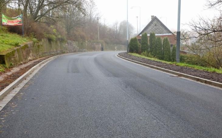 Kraj připravuje modernizace silnic za dalších 900 milionů korun. Chce na ně získat evropské dotace