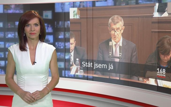 Zprivatizovaná Sametová revoluce a Česká televize za hranou. Komentář Štěpána Chába