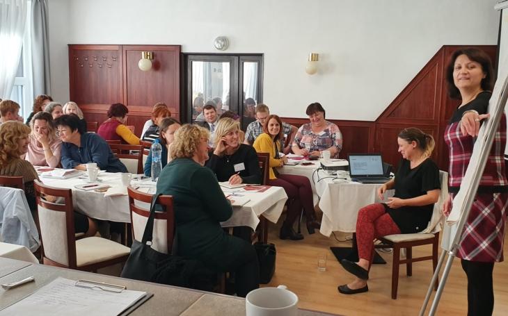 Pečovatelské služby jsou o krok blíž naplnění vize Žít doma... V rámci dvoudenního setkání Institutu se uskutečnilo devět workshopů