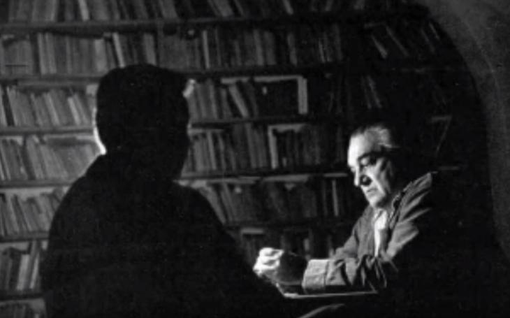 RECENZE Výbor z korespondence možná největšího z českých básníků... Vladimír Holan: Umlkám do čekání