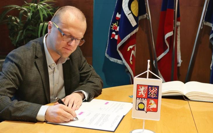 Nový partnerský region: S gruzínskou Gurií si chce kraj vyměňovat zkušenosti nejen v oblasti školství