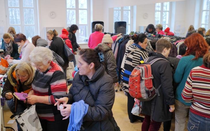 V Komunitním centru Prádelna se budou opět 'nakupovat' dárky na Vánoce zdarma