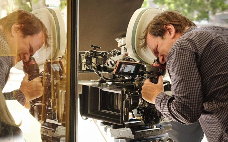 Bude posledním filmem Tarantina Kill Bill 3? Režisér prý chystá monstrózní zakončení kariéry. Sobota Pavla Přeučila