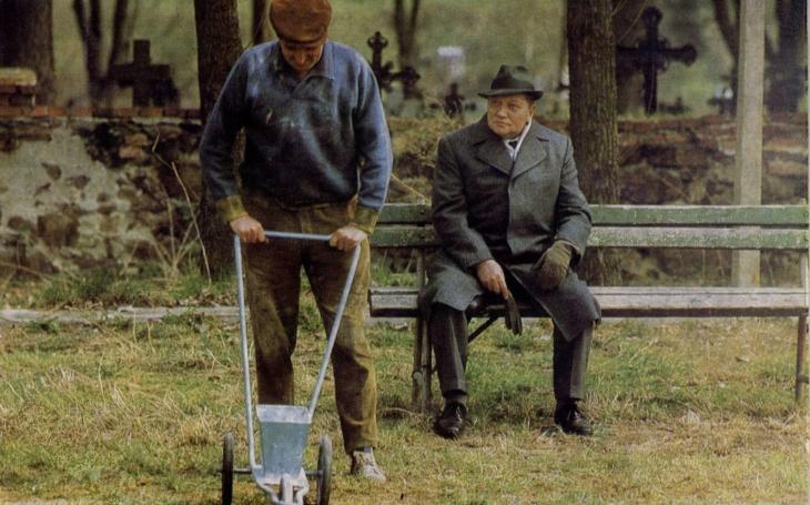 Scény z Vláčilova legendárního filmu Dým bramborové natě byste už nepoznali. Zub času se na nich pěkně vyřádil. Filmové stopy